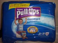 Diapers & Pull-Ups For Sale. Please call @  I Have the