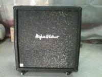 hughes and kettner 4- 12 cabinet loaded with vintage 30