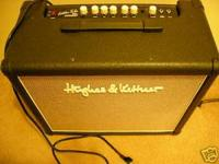PRISTINE! Extremely rare Hughes and Kettner, All Tube