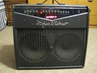 Up for sale is my utilized Hughes & & Kettner Warp 7