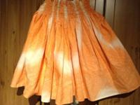Aloha! I have two hula dance skirts for sale a.k.a. pau