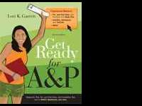 Get Ready for A & P. by Lori K. Garrett ISBN #8 (This