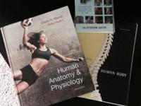 HUMAN ANATOMY & PHYSIOLOGY 9th Edition Text and Lab