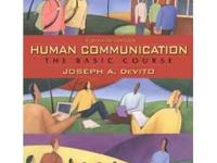 Human Communication: The Basic Course (11th Edition) by