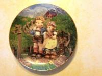 M.J. HUMMEL   The M.I. Hummel plate collection Little