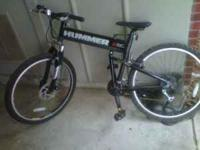 Bike for sale. Official Hummer brand. Never been used.