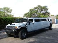 This 2006 HUMMER H2 4dr AWD SUV features a 6.0L V8 SFI