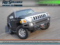 This 2006 HUMMER H3 is a great SUV that would perfect