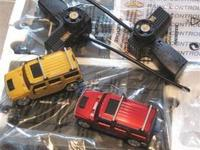 Hummer Race Set ? Remote Control Car Game Manufactured
