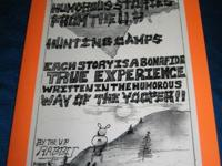 Humorous Stories from the U.P. Hunting Camps by Robert
