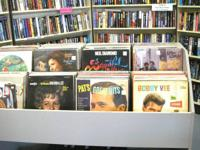 We have hundreds of vinyl lps from $2.00 up.  Closing