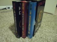 Great books. In perfect condition  Comes with all 3