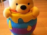 Hunny Pop Pooh - Plush, Disney Winnie the Pooh  Uh oh!