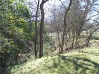 Three lots with tree-lined Bumble Bee Creek frontage