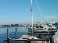 I am selling my beloved Hunter 22 sailboat. This boat
