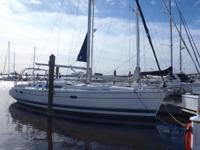 TOTALLY BLOWEDis a one owner Hunter 466 3 cabin sloop