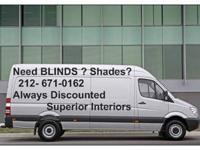 Blind/Shade Repairs Superior Interiors Nassau Suffolk: