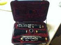 Hunter flute and hawk clarinet sell both together for