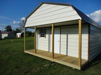 12 X 24 FINISHED OUT PORTABLE BUILDING ONLY $7995.00.