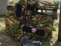 Double Bull 360 Hunting Blind - Double Bull Wild Thing