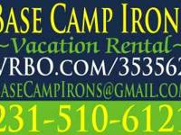 BASE CAMP IRONS is where your adventure begins!