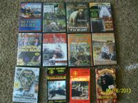 Hunting video bundle includes, beyond belief, real tree