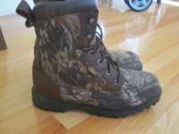 "Brand new boots payed $129.00 asking $55.00 9"" Hunter"