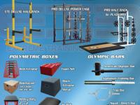 "Brand brand-new ""ETE"" Extreme Training Equipment center"