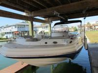 DONT MISS, HURRICANE  211 FUN DECK A 2007 Hurricane Fun