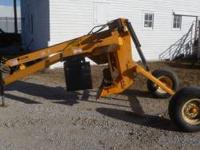 I have a hurricane model 24 ditcher for sale. We have