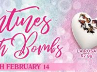 VALENTINE Bath Bombs and other fine products, all