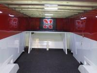 "We custom build ""Husker-Tailgate-Trailers""   Deluxe"