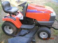 This mower sells new for around $3,000.00. It's too big