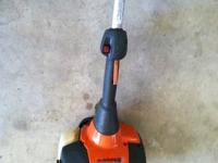Purchased this edger 4 years ago and used it only once