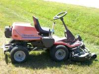 15.5 HP BRIGGS AND STRATTON, OHV, MOWER WORKS, RUNS