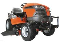 "Husqvarna GLS2748 garden tractor. 27hp with a 48"" deck"