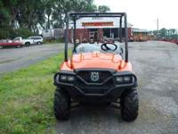 Husqvarna HUV 4421DXP AWD Side By Side Vehicle. This