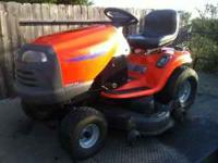 "Husqvarna 21hp 48"" Mower Model: YTH2148. Top of the"
