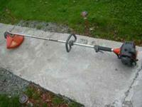 HUSKY WEED WHACKER GREAT CONDITION....RETAILS FOR $499