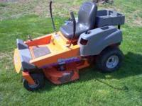 Residential zero turn mower - by Husqvarna - CZ3815 -