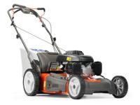 The Husqvarna HU800H mower features a durable 22 In.