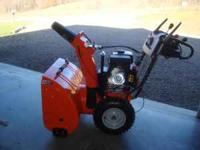 "Husqvarna snowblower model1830hv 30"" two stage Purchase"
