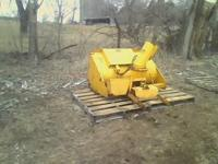 i have for sale a used Hustler snow blower model