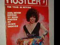 HUSTLER MEN'S MAGAZINE)MAKE ME A OFFER ON THE 5th, 6th,