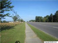Over 500 feet of AL Hwy 35 Road frontage! Zoned B-3