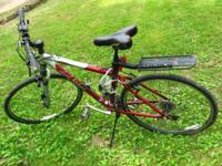 Great condition, well kept! - 24 Speed Shimano Gear