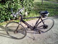 Fetisch Bike Hybrid Road MTB Components: - Disk Brakes