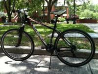 I bought this bike at Target a year ago, Schwinn Men's