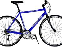 "Coffee shop Sprint Hybrid roadway bike. 21"" Frame, 27"