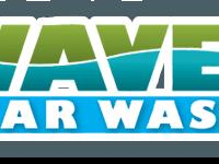 Waves Car wash is serving their car wash services over